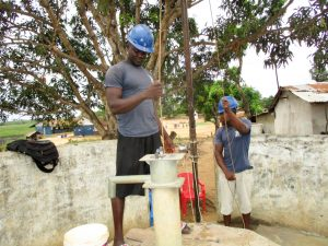 The Water Project:  Flushing