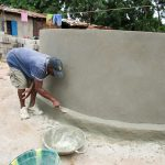 The Water Project: Modia Community, 4 Father Road -  Bricking The Well