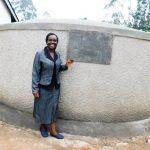 The Water Project: Essaba Secondary School -  Principal Pamela Luhyakha