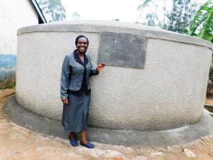 The Water Project:  Principal Pamela Luhyakha