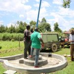 The Water Project: Vilongo Community -  Pump Installation