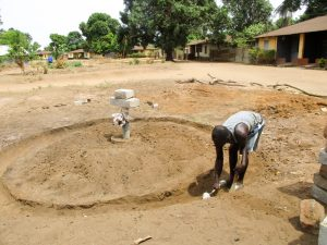 The Water Project:  Well Pad