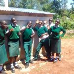 The Water Project: Mulwakhi Secondary School -  Latrine