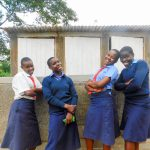 The Water Project: Samson Mmaitsi Secondary School -  New Latrines