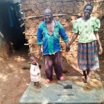 The Water Project: Emulakha Community, Alukoye Spring -  Sanitation Platform