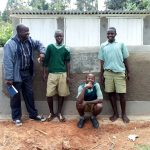 The Water Project: Shitaho Primary School -  Finished Latrines