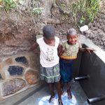 The Water Project: Matsakha C Community -  Clean Water