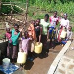 The Water Project: Emulakha Community -  Finished Spring Protection