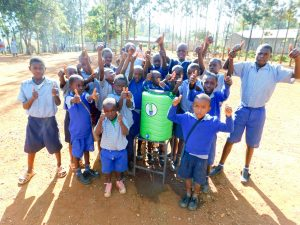 The Water Project:  New Handwashing Stations