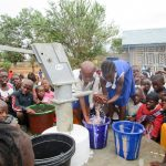 The Water Project: Rotifunk Baptist Primary School -  Clean Water