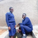 The Water Project: Samson Mmaitsi Secondary School -  Clean Water