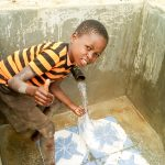 The Water Project: Musango Community A -  Clean Water