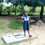 The Water Project: Ejinja Community -  Sanitation Platform