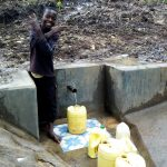 The Water Project: Muraka Community A -  Clean Water