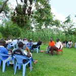 The Water Project: Vilongo Community -  Handing Back The Project