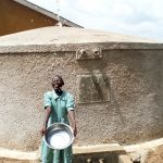 The Water Project: Shitaho Primary School -  Finished Tank