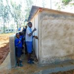 The Water Project: Emmaloba Primary School -  New Latrines