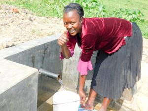 The Water Project:  Lilian Ngesa