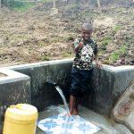 The Water Project: Ejinja Community -  Clean Water