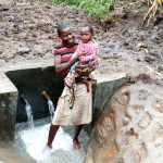 The Water Project: Burachu B Community -  Clean Water