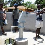 The Water Project: Tintafor, Fire Force Barracks Community -  Pump Installation