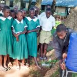 The Water Project: Mulwakhi Primary School -  Training