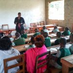 The Water Project: Shitaho Primary School -  Training