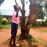 The Water Project: Bumuyange Primary School -  Kelvin Rings The School Bell