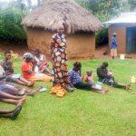 The Water Project: Mwituwa Community, Shikunyi Spring -  Training