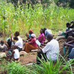 The Water Project: Ejinja Community -  Training