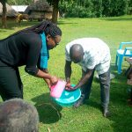 The Water Project: Nambatsa Community -  Handwashing Training