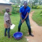 The Water Project: Lwangele Community -  Handwashing Training