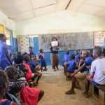 The Water Project: St. John RC Primary School -  Training