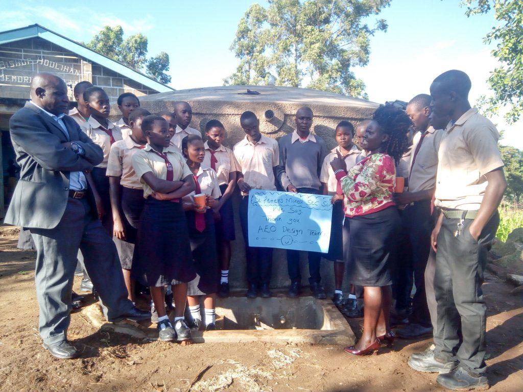 The Water Project : 30-kenya18023-dedication