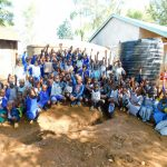 The Water Project: Emmaloba Primary School -  Clean Water