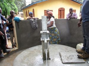 The Water Project:  Successful Installation