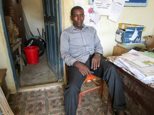 The Water Project:  Mohamed A Kamara
