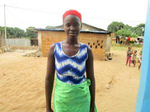 The Water Project:  Fatmata Kamara