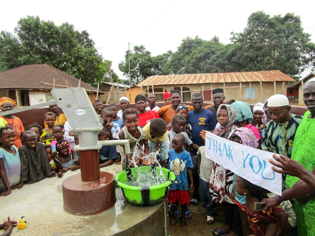 The Water Project : 34-sierraleone18260-clean-water