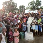 The Water Project: Tintafor, Fire Force Barracks Community -  Clean Water