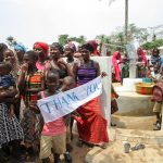 The Water Project: Kasongha Community, Kombrai Road -  Clean Water