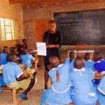 The Water Project: Eshiamboko Primary School -  Training