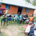 The Water Project: Ulagai Community, Aduda Spring -  Water Treatment Training