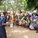 The Water Project: Kitonki Community A -  Training