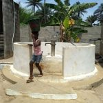 The Water Project: Rosint Community, 16 Gilbert Street -  April Monitoring Visit