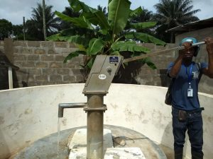 The Water Project:  July Monitoring Visit