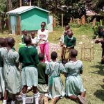 The Water Project: Shitaho Primary School -  Handwashing Training