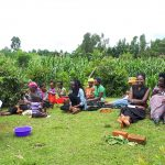 The Water Project: Mbande Community -  Training