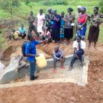 The Water Project: Lwangele Community, Machayo Spring -  Management And Maintenance Training