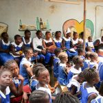 The Water Project: Rotifunk Baptist Primary School -  Training
